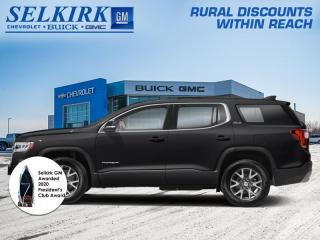New 2021 GMC Acadia - Cooled Seats for sale in Selkirk, MB