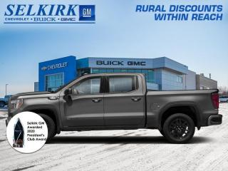 New 2021 GMC Sierra 1500 Elevation  -  Android Auto for sale in Selkirk, MB