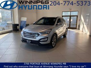Used 2015 Hyundai Santa Fe LIMITED for sale in Winnipeg, MB