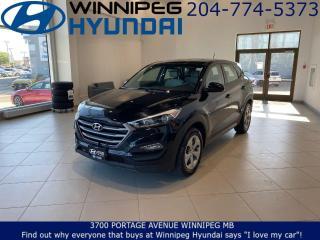 Used 2016 Hyundai Tucson BASE, Backup camera, keyless entry for sale in Winnipeg, MB
