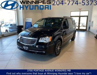Used 2014 Chrysler Town & Country TOURING for sale in Winnipeg, MB