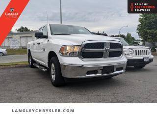 Used 2016 RAM 1500 SXT  Tonneau/ Seats 6/ Locally Driven/ 4X4 for sale in Surrey, BC