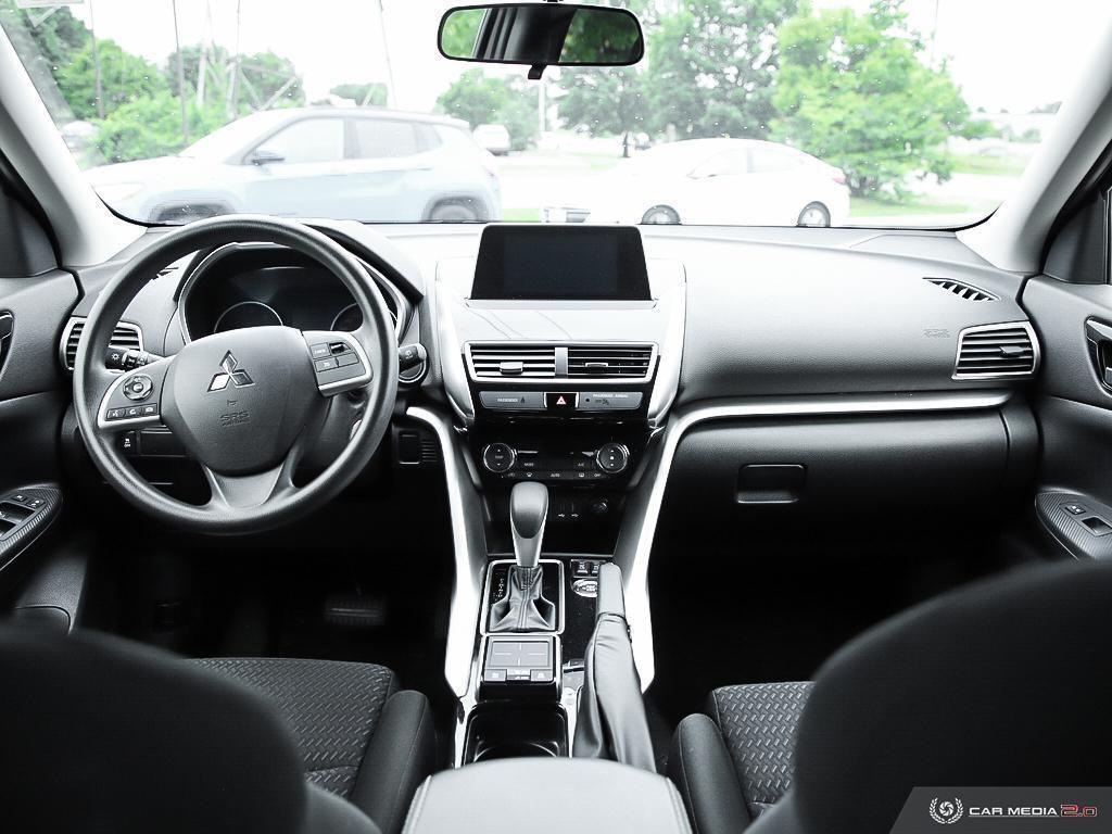 2020 Mitsubishi Eclipse Cross ES