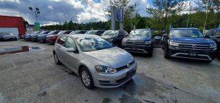 Used 2015 Volkswagen Golf TRENDLINE for sale in Coquitlam, BC
