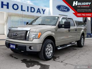 Used 2010 Ford F-150 XLT for sale in Peterborough, ON