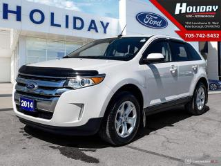Used 2014 Ford Edge SEL for sale in Peterborough, ON