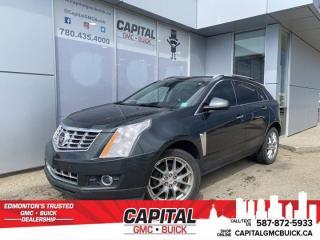 Used 2014 Cadillac SRX Premium AWD for sale in Edmonton, AB