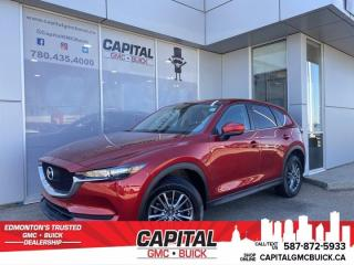 Used 2017 Mazda CX-5 GX AWD BACKUP CAMERA * PUSH BUTTON for sale in Edmonton, AB