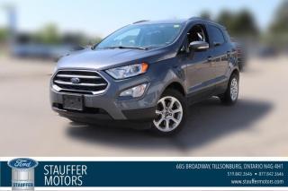 Used 2018 Ford EcoSport SE for sale in Tillsonburg, ON