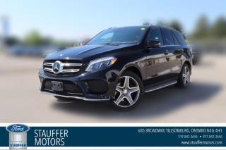 Used 2016 Mercedes-Benz GLE GLE 350d for sale in Tillsonburg, ON