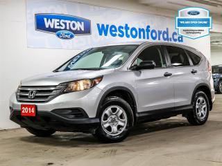 Used 2014 Honda CR-V LX for sale in Toronto, ON