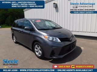 Used 2020 Toyota Sienna CE-AUTO- HEATED SEATS-$185B/W-WON'T LAST!!! for sale in Kentville, NS