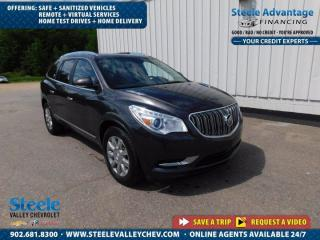 Used 2015 Buick Enclave LEATHER-AUTO-7 SEATER-BEST VALUE AROUND-ONLY -ONLY $145B/W!!! for sale in Kentville, NS