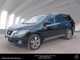 Used 2015 Nissan Pathfinder S for sale in Dieppe, NB