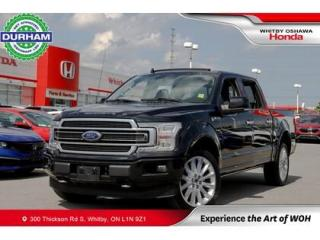 Used 2019 Ford F-150 Limited | Automatic for sale in Whitby, ON