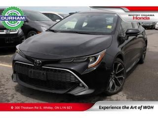 Used 2019 Toyota Corolla Hatchback for sale in Whitby, ON