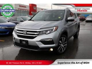 Used 2017 Honda Pilot Touring | Automatic | Navigation for sale in Whitby, ON