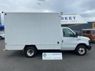 Used 2010 Ford Econoline E-350 SUPER DUTY CUBE VAN FREE BCAA & WRNTY! for sale in Langley, BC