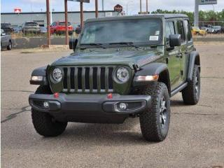 New 2021 Jeep Wrangler Unlimited Rubicon 4x4 #201 for sale in Medicine Hat, AB