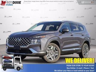 New 2021 Hyundai Santa Fe HYBRID Luxury for sale in Mississauga, ON
