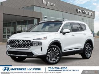 New 2021 Hyundai Santa Fe HEV Preferred w/ Trend for sale in Barrie, ON