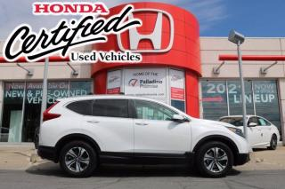 Used 2019 Honda CR-V LX - HONDA CERTIFIED - RATES STARTING @ 3.69% - for sale in Sudbury, ON