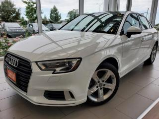 Used 2017 Audi A3 2.0T Komfort quattro 6sp S tronic for sale in Orleans, ON