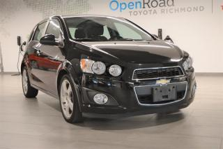 Used 2012 Chevrolet Sonic LT 5 Dr Hatchback for sale in Richmond, BC