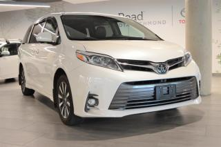 Used 2018 Toyota Sienna XLE AWD 7-Passenger V6 for sale in Richmond, BC