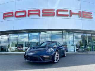 Used 2020 Porsche 911 Carrera S Coupe (992) w/ PDK for sale in Langley City, BC