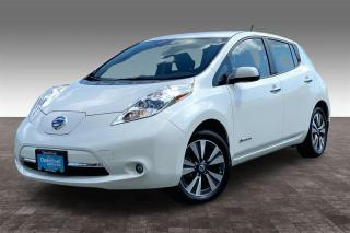 Used 2013 Nissan Leaf Sl Tech for sale in Langley, BC