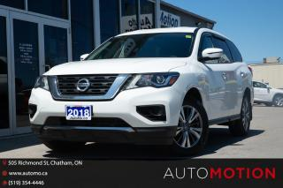 Used 2018 Nissan Pathfinder for sale in Chatham, ON