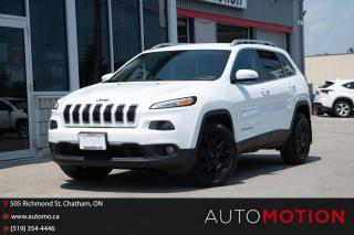 Used 2016 Jeep Cherokee North for sale in Chatham, ON