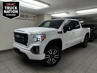 New 2021 GMC Sierra 1500 AT4 - Sunroof - Cooled Seats for sale in Burlington, ON