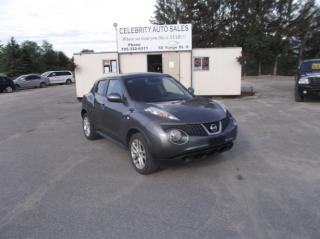 Used 2012 Nissan Juke SV for sale in Elmvale, ON
