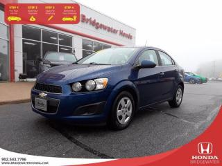Used 2014 Chevrolet Sonic LT for sale in Bridgewater, NS