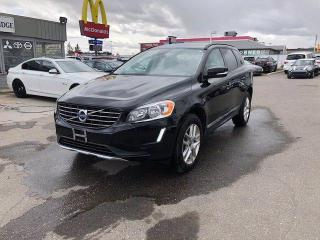 Used 2017 Volvo XC60 T5 Drive-E NAVI PUSH BUTTON START HEATED LEATHER SEATS for sale in Calgary, AB