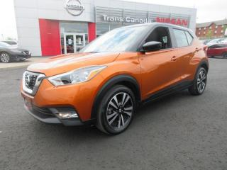 Used 2018 Nissan Kicks for sale in Peterborough, ON