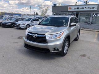 Used 2016 Toyota Highlander XLE 7 SEAT NAVI B CAMERA for sale in Calgary, AB