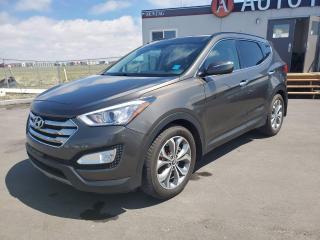 Used 2014 Hyundai Santa Fe Sport Premium AWD, BACKUP CAM, PANO ROOF for sale in Calgary, AB