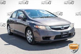 Used 2010 Honda Civic EX-L AS TRADED SPECIAL | YOU CERTIFY, YOU SAVE for sale in Innisfil, ON