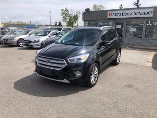 Used 2018 Ford Escape Titanium NAV BCAM AUTO PARK for sale in Calgary, AB
