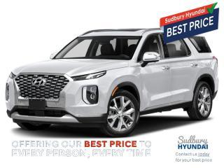 New 2021 Hyundai PALISADE Luxury 7 Passenger for sale in Sudbury, ON