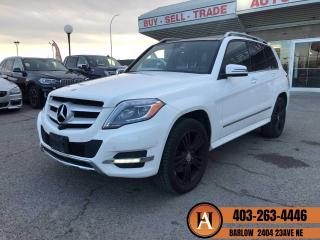 Used 2015 Mercedes-Benz GLK-Class for sale in Calgary, AB