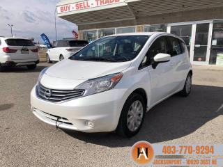 Used 2016 Nissan Versa Note SV BACKUP CAMERA for sale in Calgary, AB