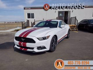 Used 2017 Ford Mustang EcoBoost Premium for sale in Calgary, AB