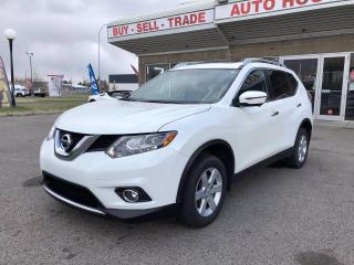 Used 2016 Nissan Rogue SL LEATHER NAVI BCAMERA PANOROOF for sale in Calgary, AB