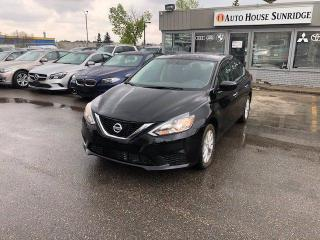 Used 2018 Nissan Sentra SV BCAM SUNROOF HEATED SEATS for sale in Calgary, AB