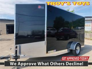 Used 2021 Canadian Trailer Company 6x12  V-Nose Cargo Trailer for sale in Guelph, ON