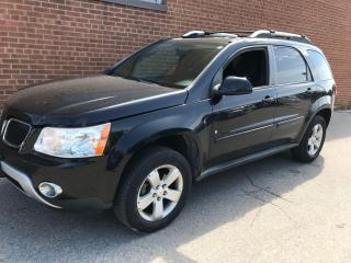 Used 2007 Pontiac Torrent FWD/SUNROOF for sale in Oakville, ON